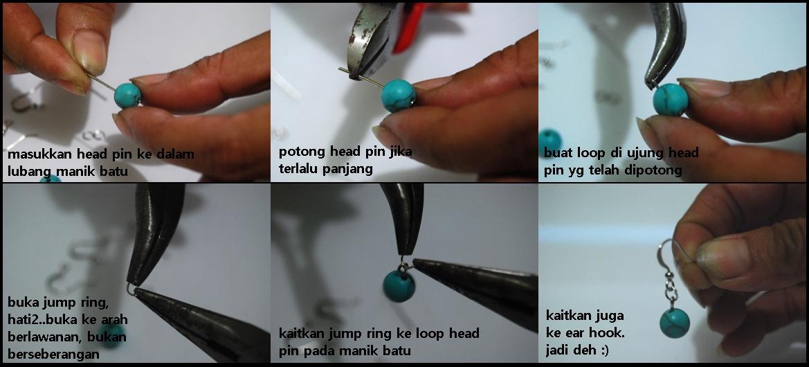Arsip Tag: cara membuat anting sederhana