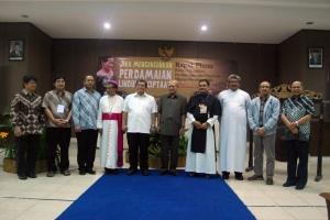 Pembukaan Rapat Pleno KKP-PMP KWI 2011