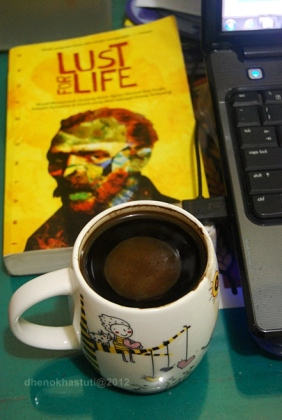 dhenok - kopi dan lust for life