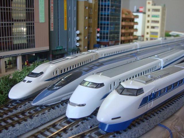 jlmc - shinkansen