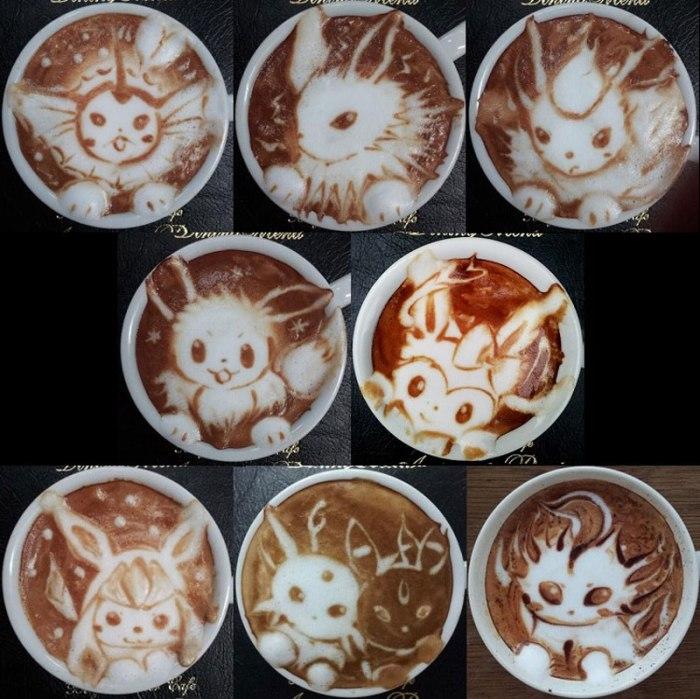 jlmc - latte art