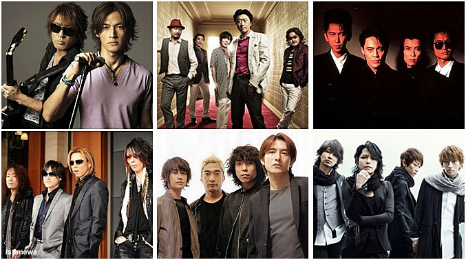 Grup musik di Jepang sudah banyak, datang dan pergi dari masa ke masa ...