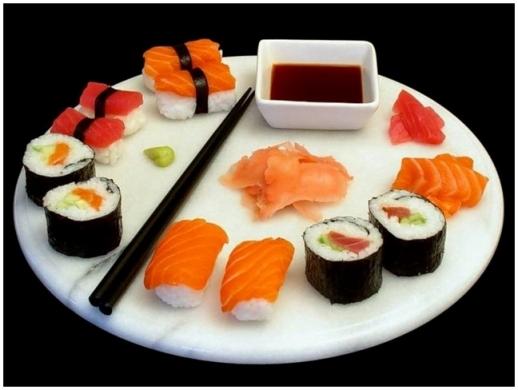 jlmc - sushi