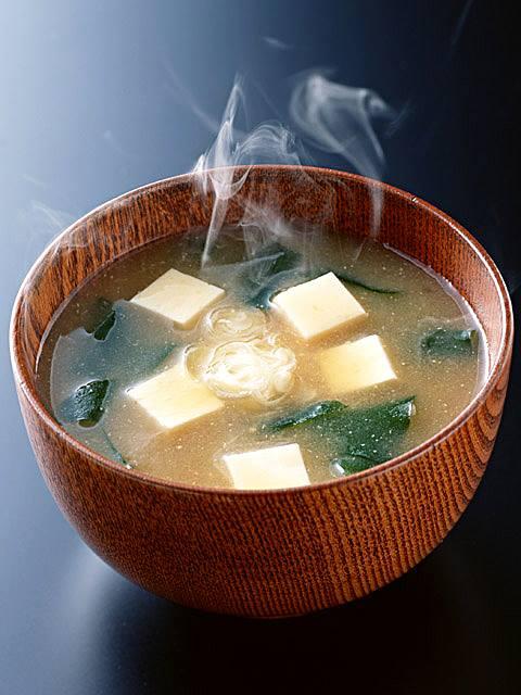 jlmc - miso sup tofu