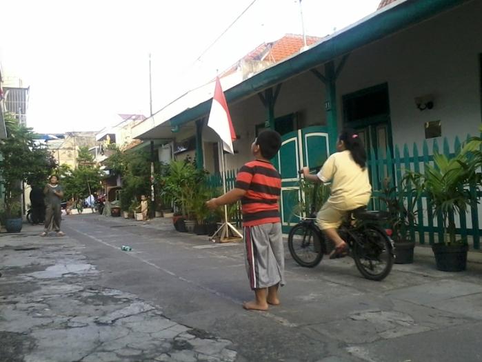 dhenok -rumah tjokroaminoto5