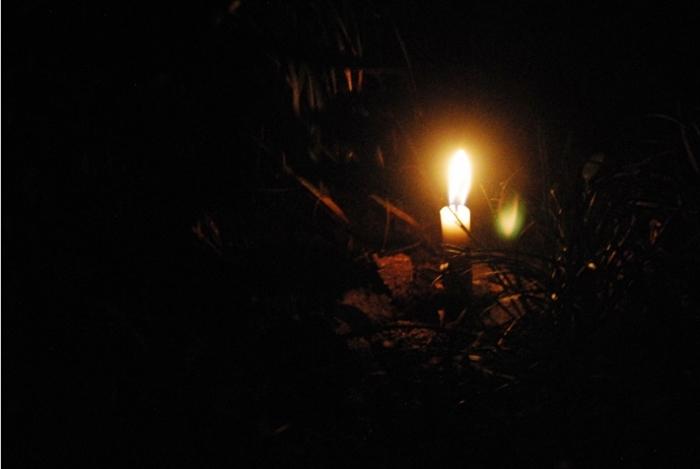 onin - lilin makam